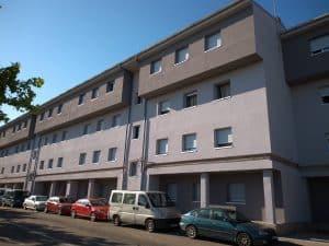 Mehrfamilienhaus in Saragossa, Spanien