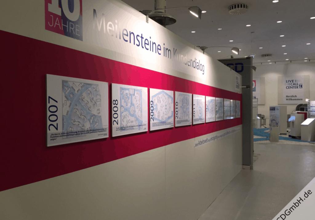 MIG ESP HCD Messestand Info-Wall-c